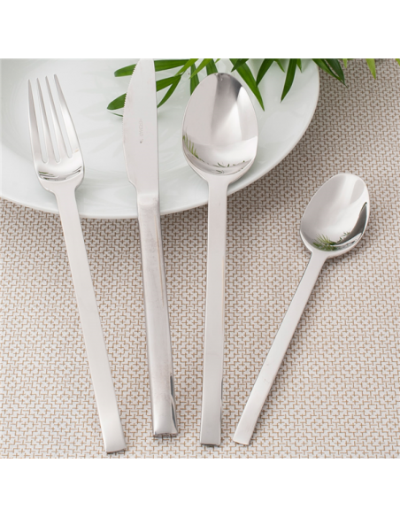 "Fourchettes à dessert ""Spiga"" - 18,6 cm"
