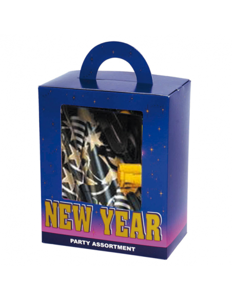 """Party Pack """"New York"""" - 10 personnes"""