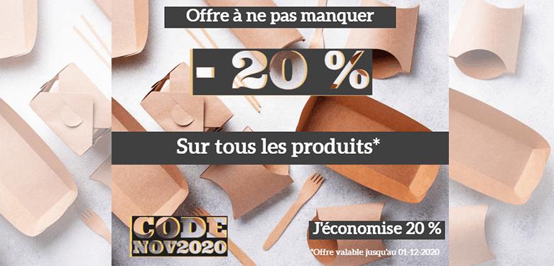 Promotion Novembre 2020