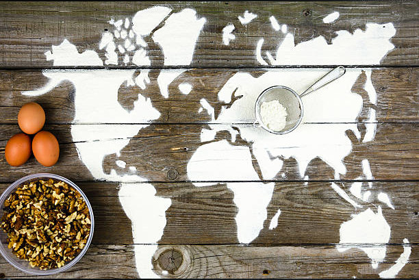 catégorie carte du monde